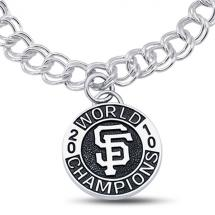 Giants World Series Medallion Charm