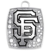 World Series Ring Top Charm