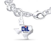 UIL Music Texas Bracelet