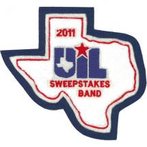 UIL Personalized Patch